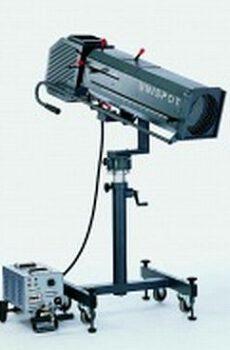 VERFOLGER mit HMI Leuchtmittel 1.200 / 2.500 W