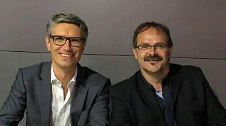 Die Geschäftsführer der NIETHAMMER Lichttechnik GmbH